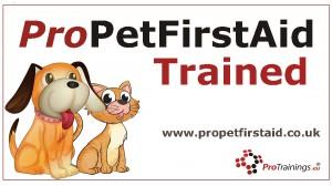 pet first aid logo